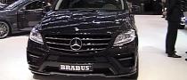 Brabus Mercedes M-Class