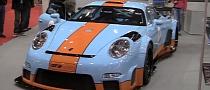 Porsche GT9 Clubsport by 9ff