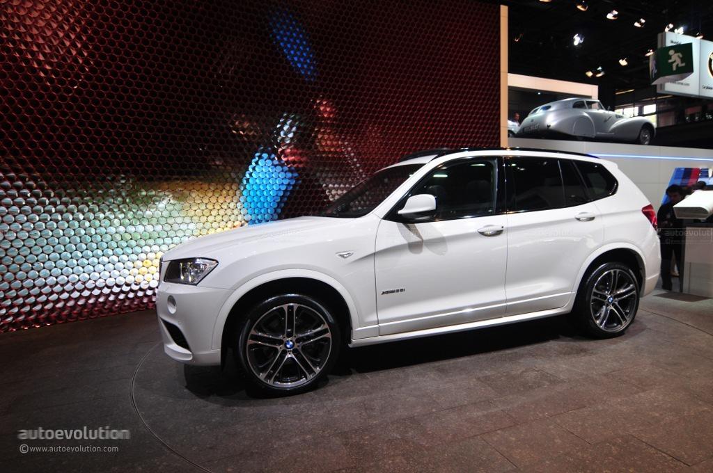 Famoso VWVortex.com - Interview with BMW X3 (F25) designer Erik Goplen EK05