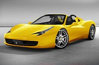 Ferrari 458 Spider Set for 2011 Frankfurt Auto Show Debut - autoevolution