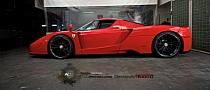 Ferrari Enzo ADV.1 Wheels
