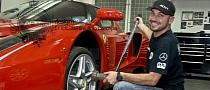 Ferrari Enzo to Get ADV.1 Wheels