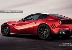 Ferrari F12 Berlinetta on ADV.1 Wheels