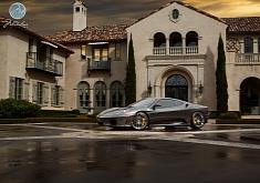 Ferrari F430 on Modulare Wheels