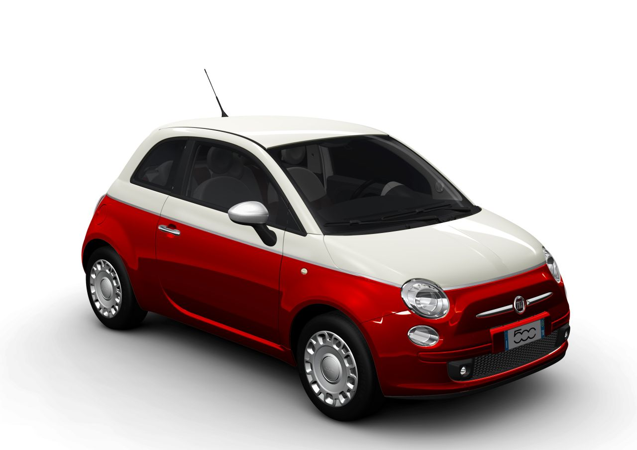 regarding the new Fiat 500