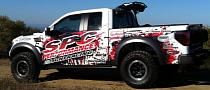 Ford F-150 SVT Raptor by SS Customs Wrap