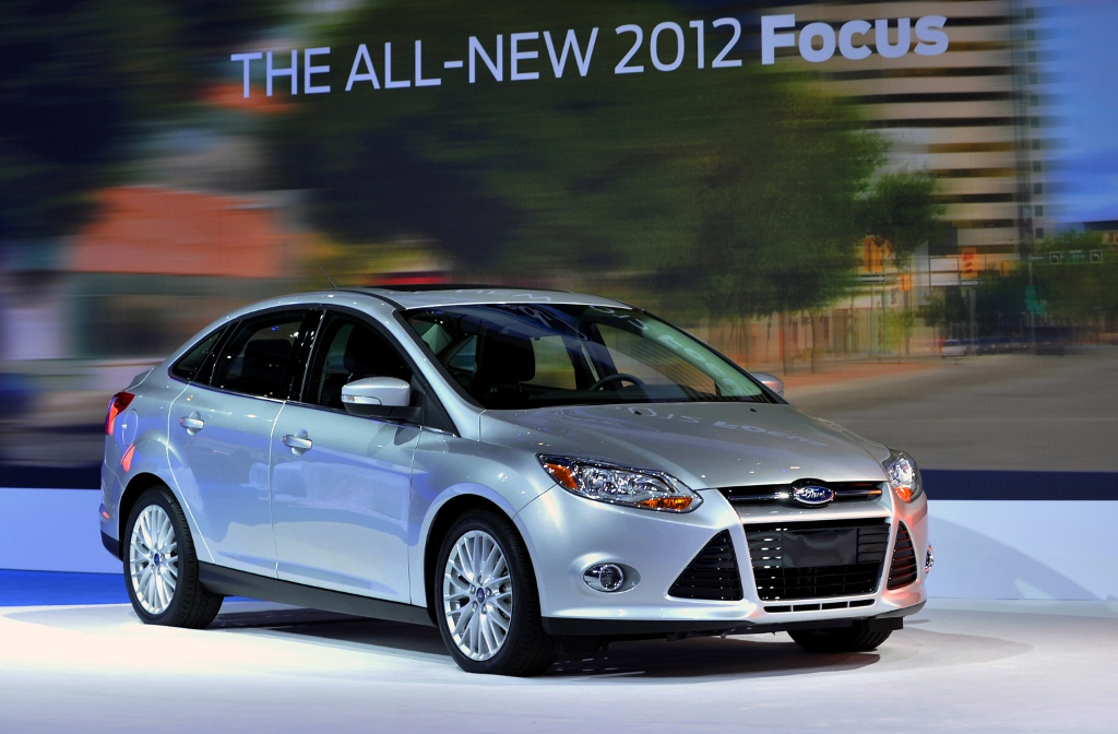Ford Focus 2012 Interior. 2012 Ford Focus