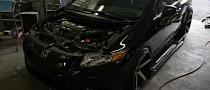 Fox Marketing 2012 Honda Civic Si