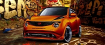 Fox Marketing Nissan Juke-S