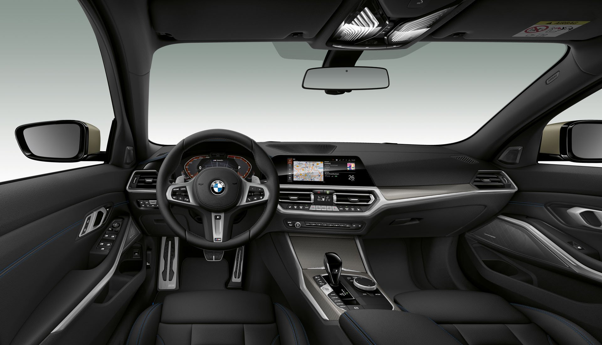 2020 Bmw M340i Debuts With Xdrive Option And Fancy New Grille Autoevolution