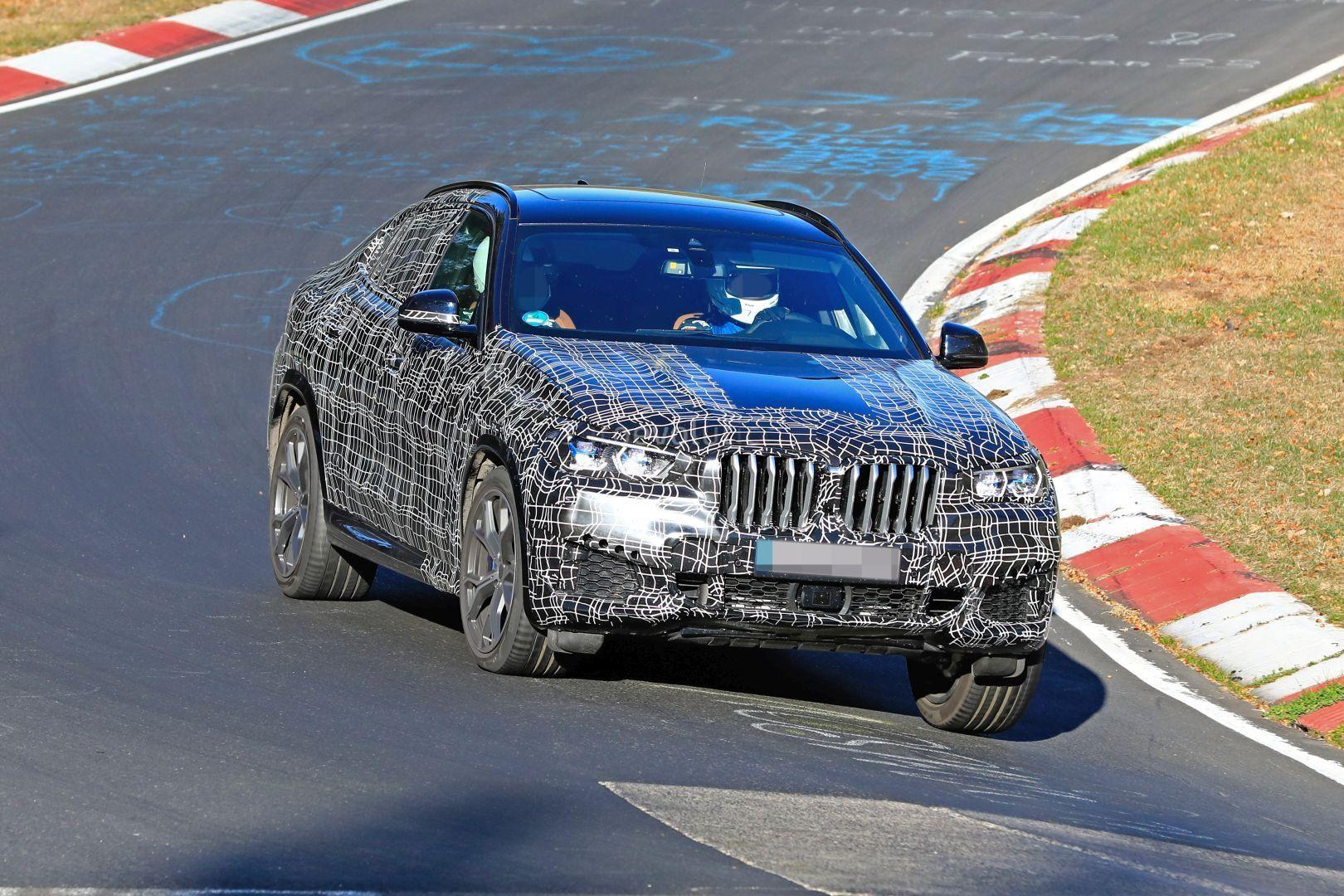 2020-bmw-x6-laps-nurburgring-prototype-reveals-sharper-look_3