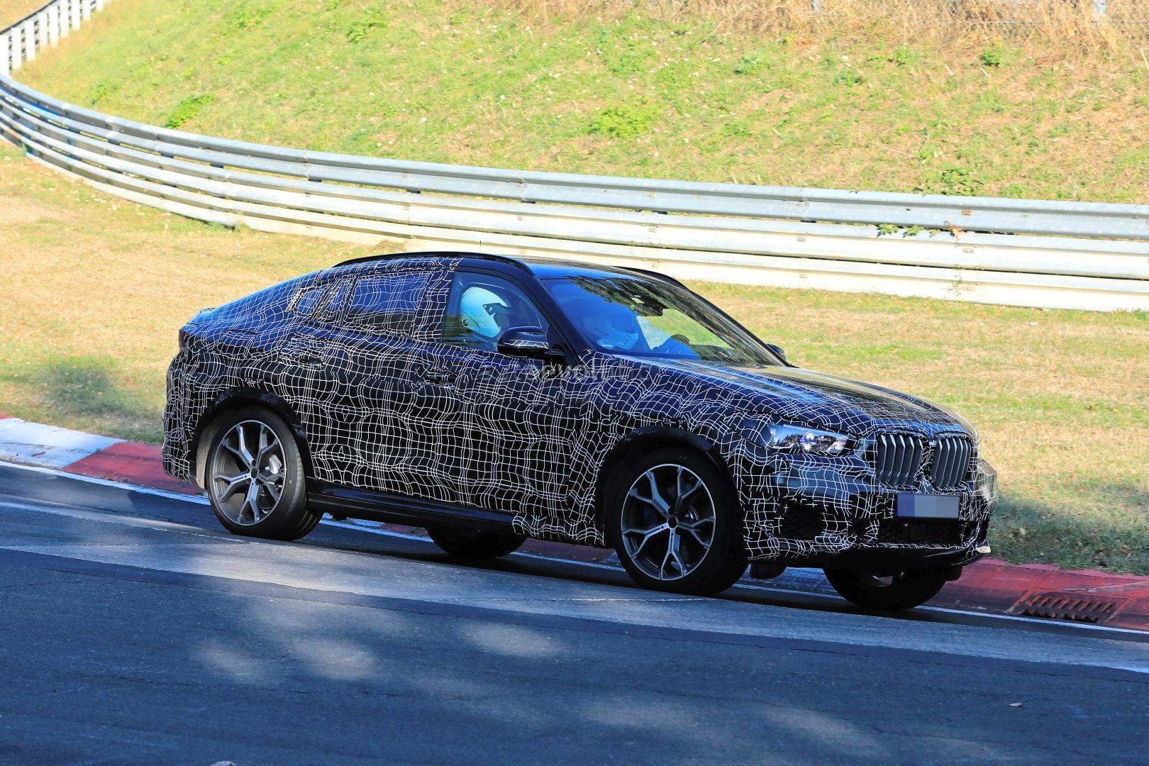2020-bmw-x6-laps-nurburgring-prototype-reveals-sharper-look_5