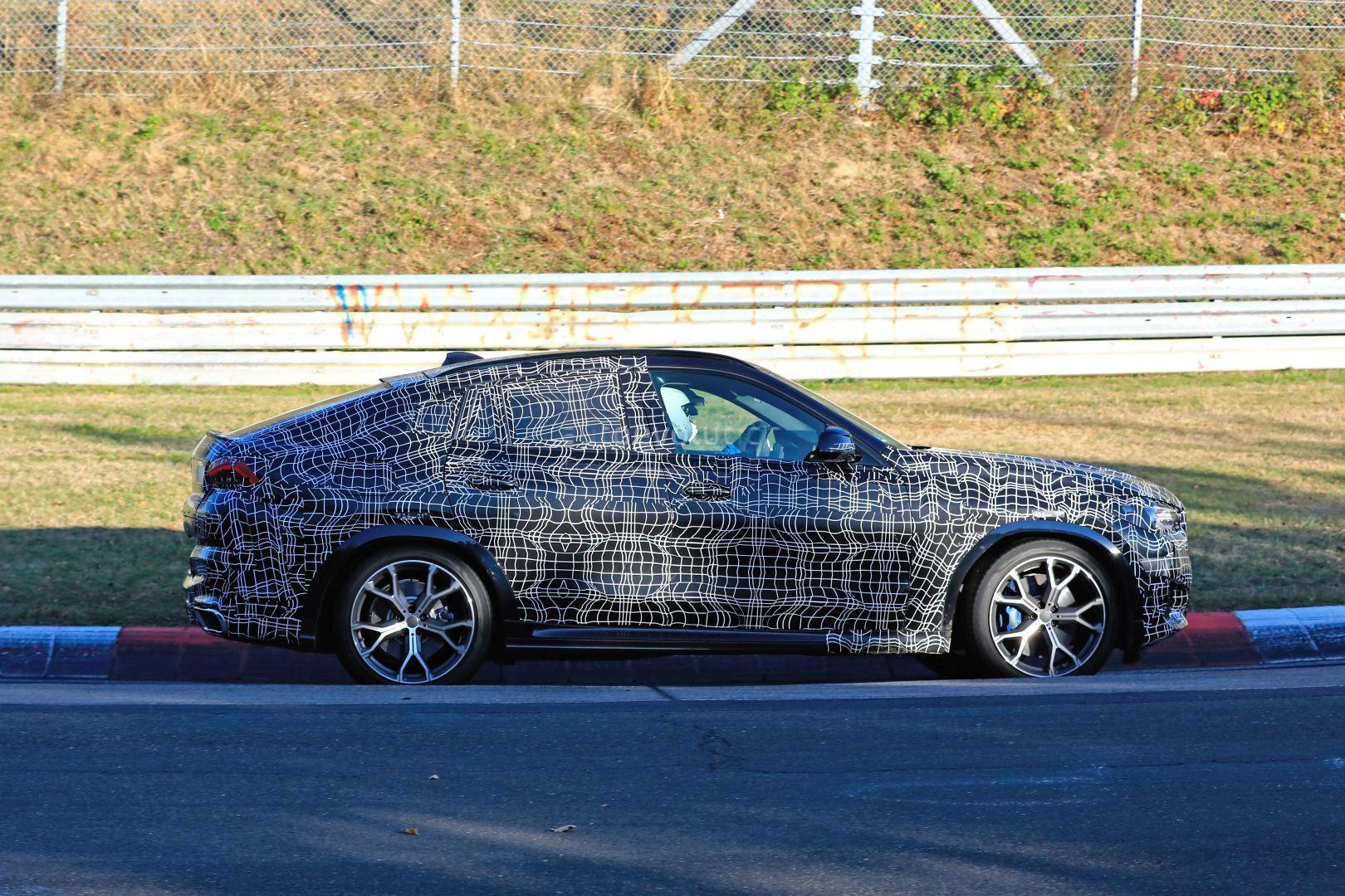2020-bmw-x6-laps-nurburgring-prototype-reveals-sharper-look_6