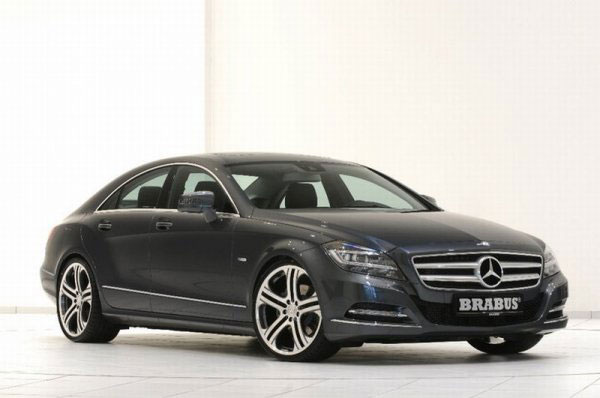 2011 Mercedes CLS by Brabus