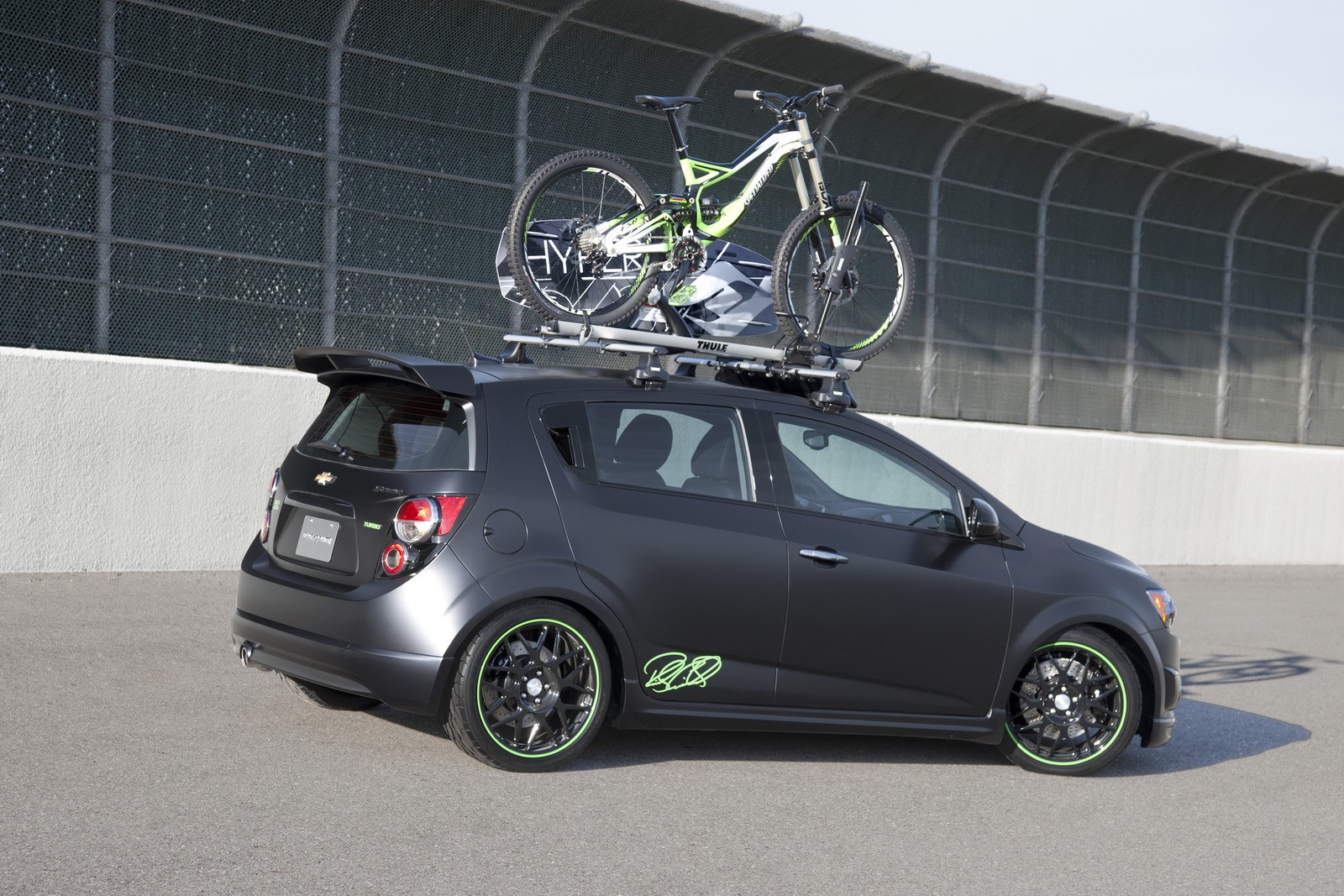 Yakima Thule Or Other Roof Racks Chevy Sonic Owners Forum