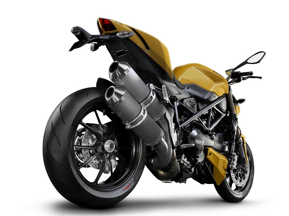 2012 Ducati Streetfighter 848 Unveiled