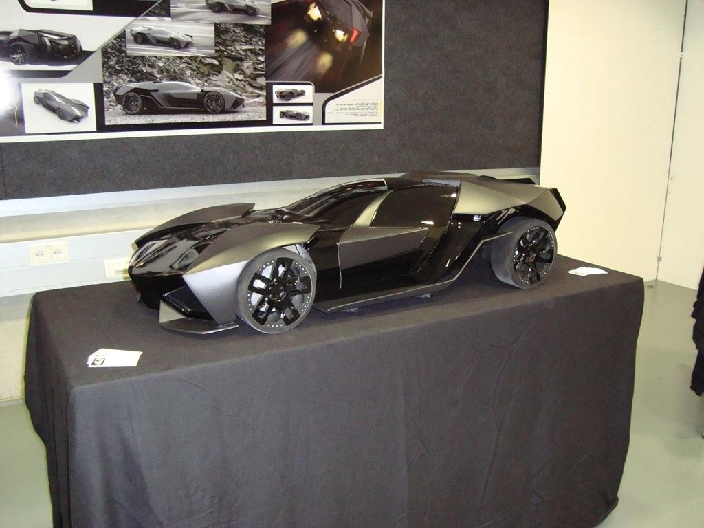 Lamborghini ankonian concept interior lamborghini - Lamborghini Concept Viewing Gallery