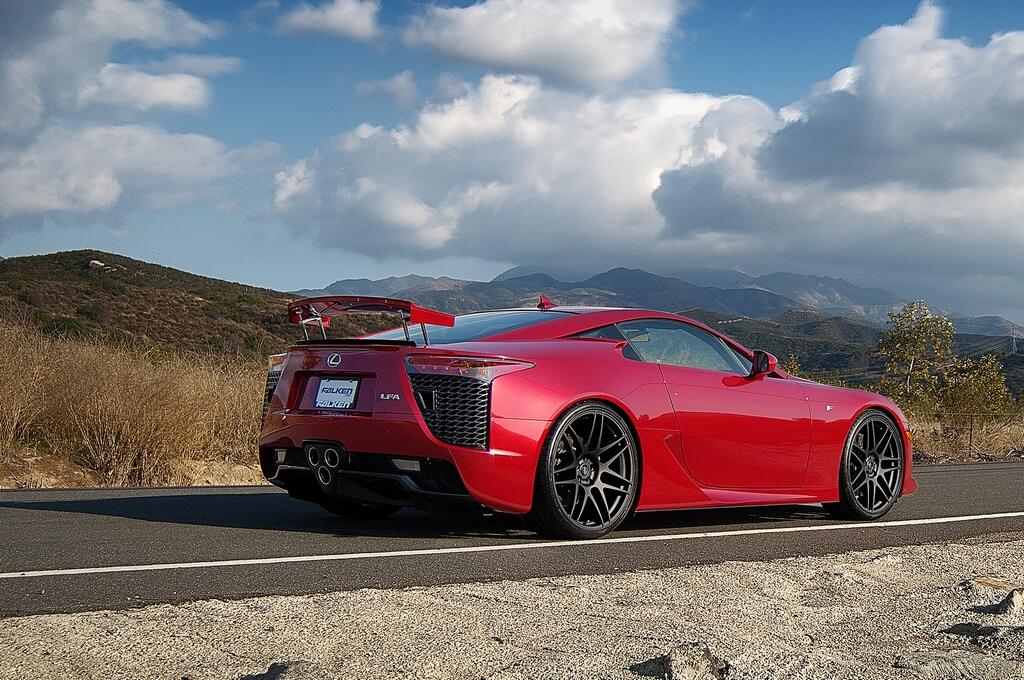 Lexus Lfa Performance Specs 2017 2018 Best Cars Reviews