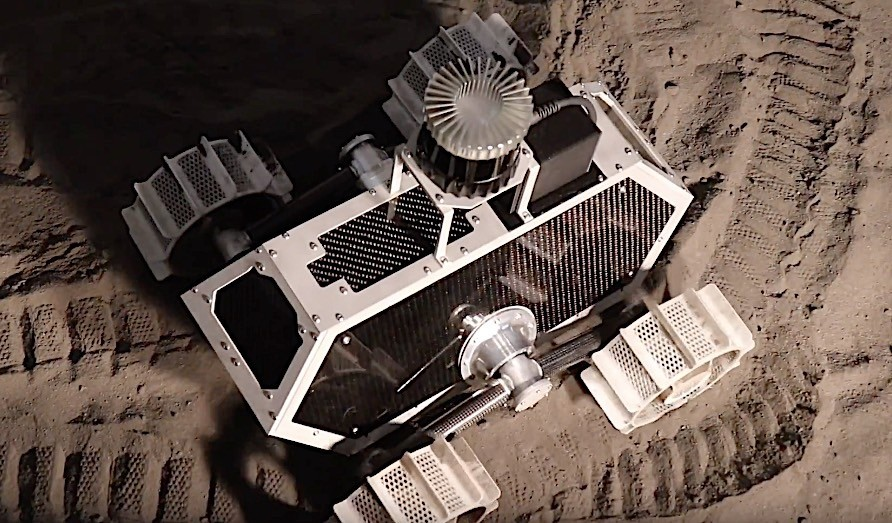 Lunar Prospector Rover Ready to Map the Moon for Natural ...