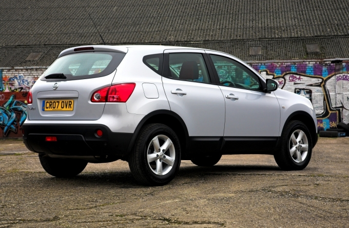 2009 Nissan Qashqai n-tec Announced for the UK