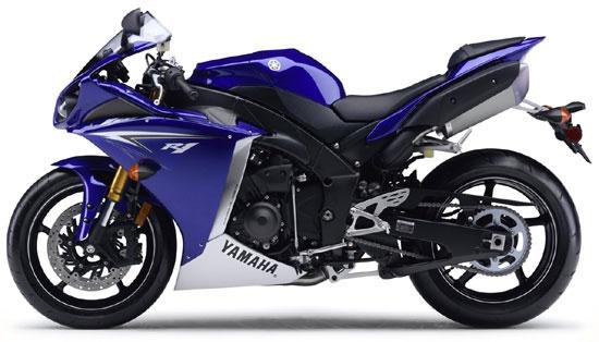 2010 Yamaha YZF-R1 New look