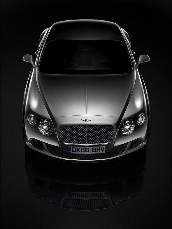 Bentley Continental Gt 2011. Bentley Continental GT 2011