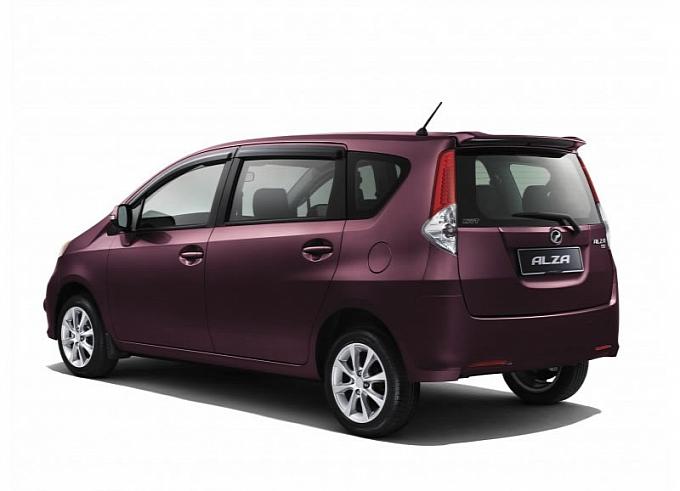 2011 Perodua Alza Exclusive