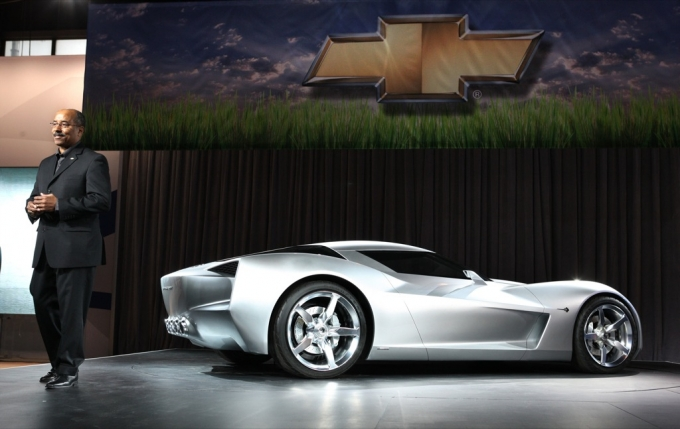 Chevrolet Corvette Stingray Concept Wallpaper. Corvette Stingray Concept