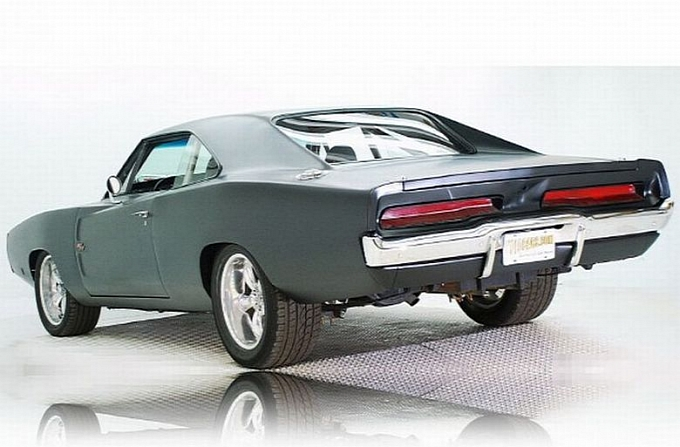 fast five 1970 charger. fast five 2011 dodge charger.