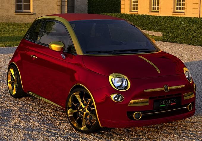 Fenice Milano Fiat 500C photo