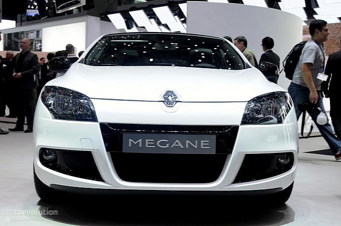 monaco gp 2011. Renault Megane Coupe Monaco GP