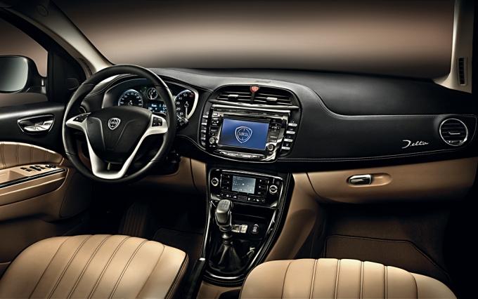 2009 Lancia Ypsilon Versus. Lancia Ypsilon Versus