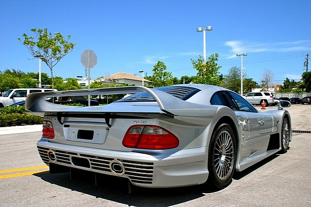 Mercedes-Benz CLK GTR AMG For Sale