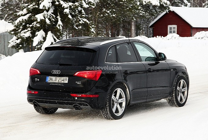 audi q5 facelift. Black Bedroom Furniture Sets. Home Design Ideas