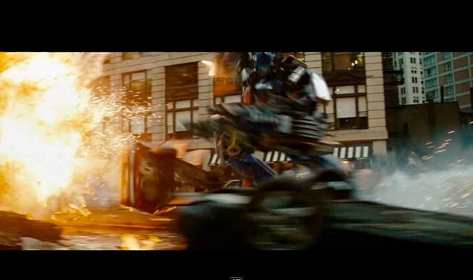transformers 3 trailer screenshots. Screenshots from Transformer 3
