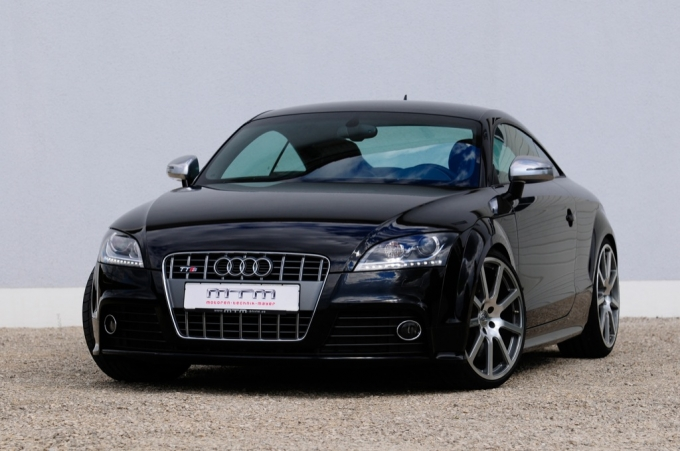 Tuned Audi TT by mtm - 380 HP, Top Speed of 265 km/h