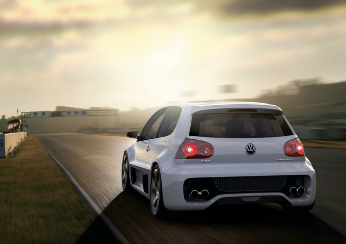 Volkswagen Golf GTI W12 by Exclusive Tuning