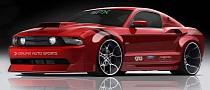 Galpin Wide-body Mustang