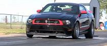 Hennessey 2012 Ford Mustang Boss