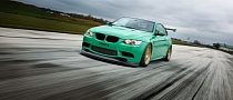 IND Green Hell BMW M3