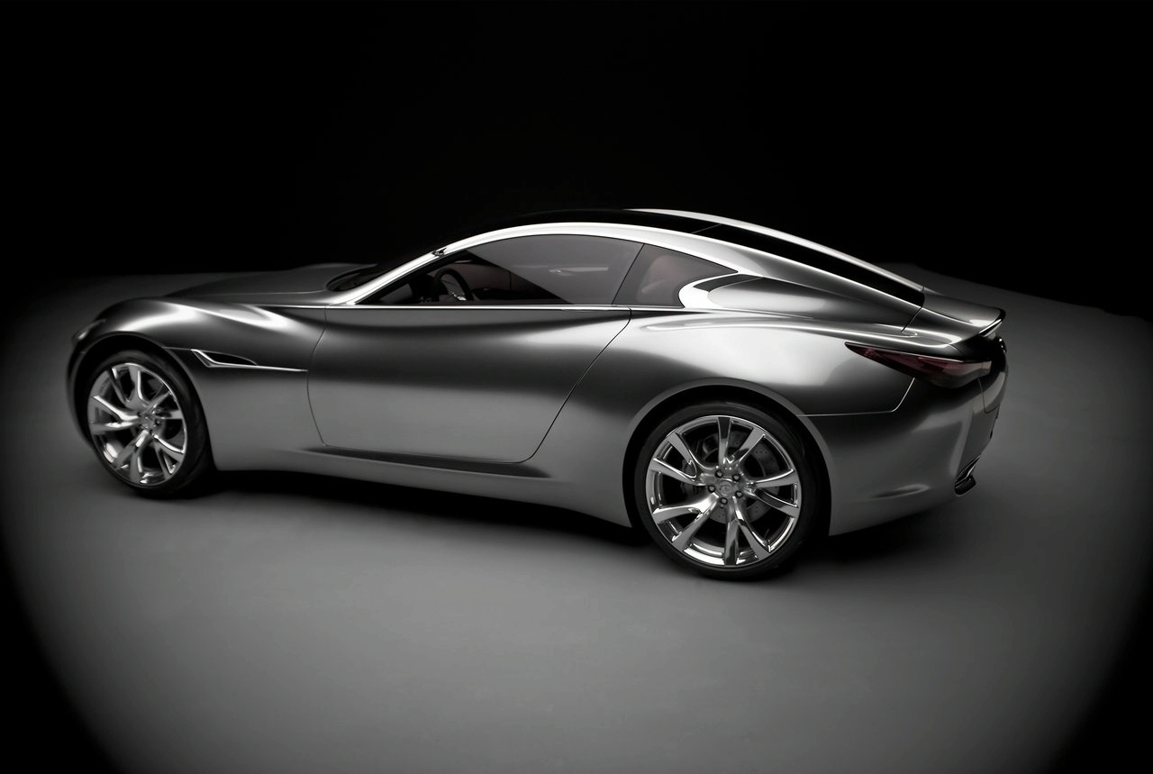 Infiniti Essence - Infiniti Essence Sees Daylight in Geneva, Photo ...