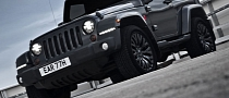 Jeep Wrangler Military Edition by Project Kahn