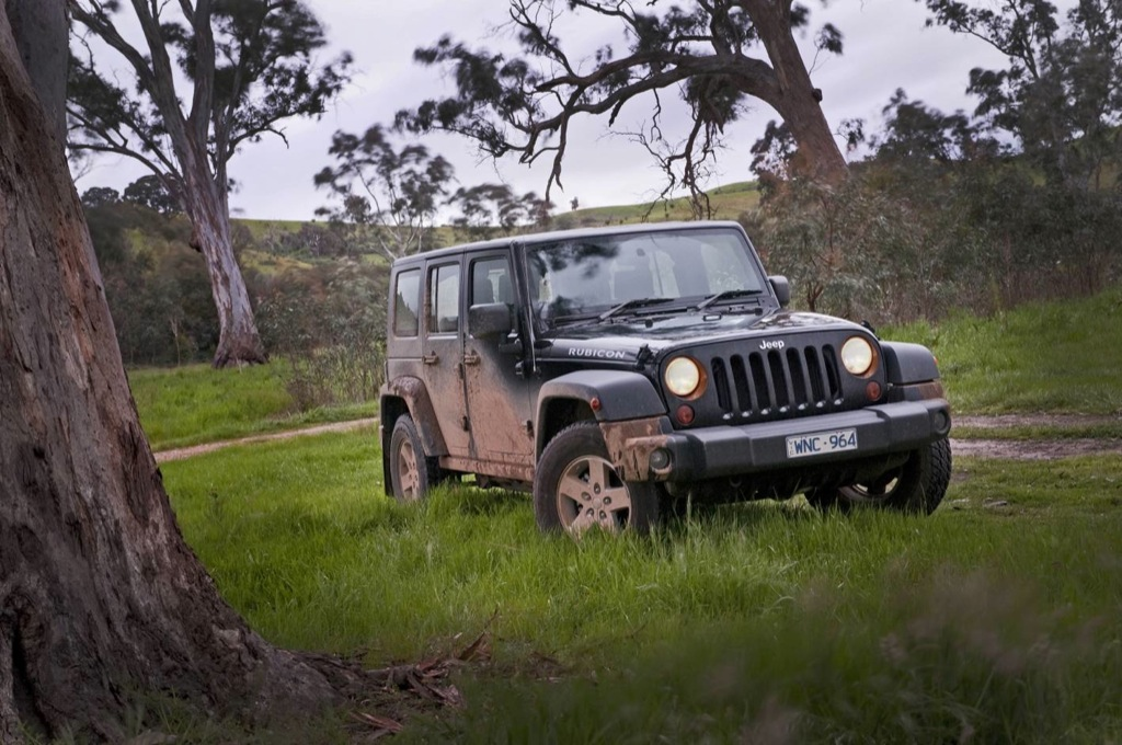 Jeep Wrangler 4 Door Rubicon. Jeep Wrangler Rubicon Named