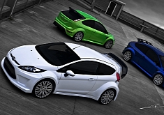 Kahn Ford Fiesta ST