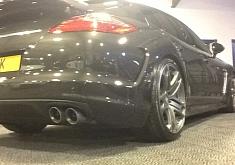 Kahn Porsche Panamera