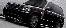 Kahn Dorchester Edition Range Rover