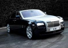 Kahn Rolls-Royce Ghost