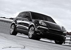 Kahn Porsche Cayenne Wide Track Edition