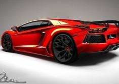 Lamborghini Aventador by ASMA Design
