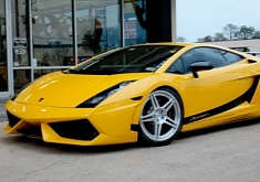 Lamborghini Gallardo Superleggera by EVS Motors